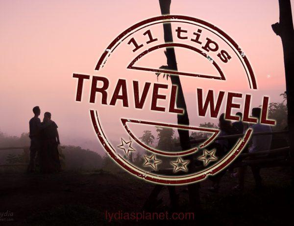 11 travel essentials